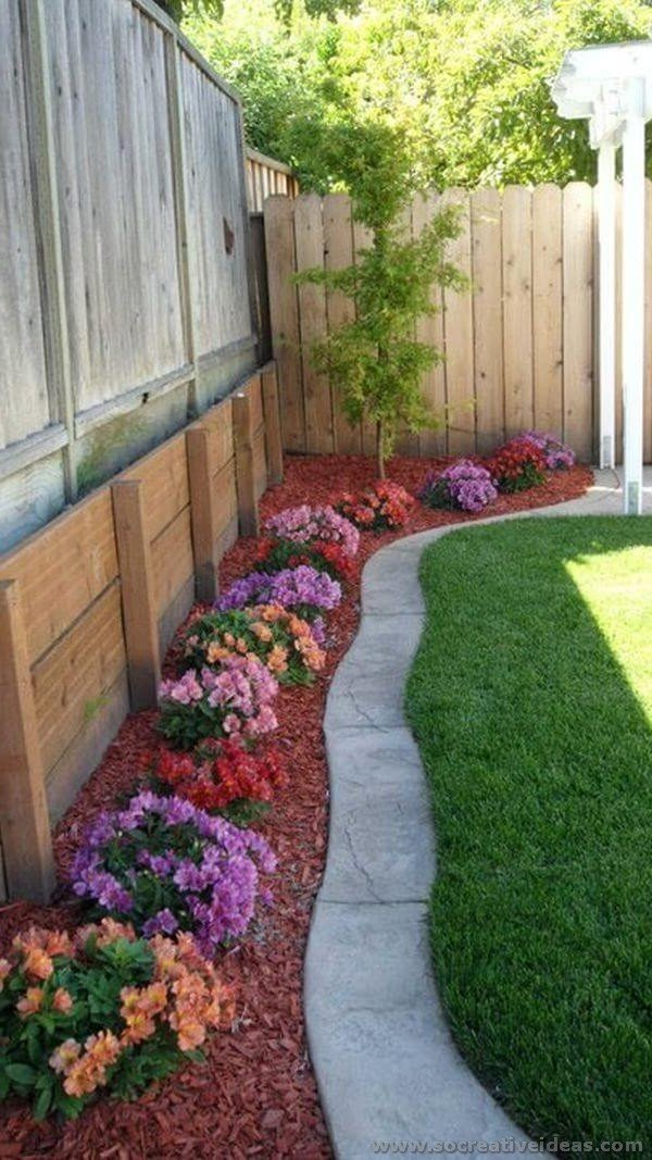 50 Backyard Landscaping ideas for inspiration | Creative Ideas