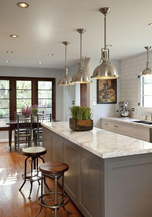 Creative Lighting ideas for Kitchens 18