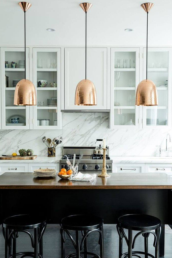 Creative Lighting ideas for Kitchens 22