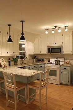 Creative Lighting ideas for Kitchens 4