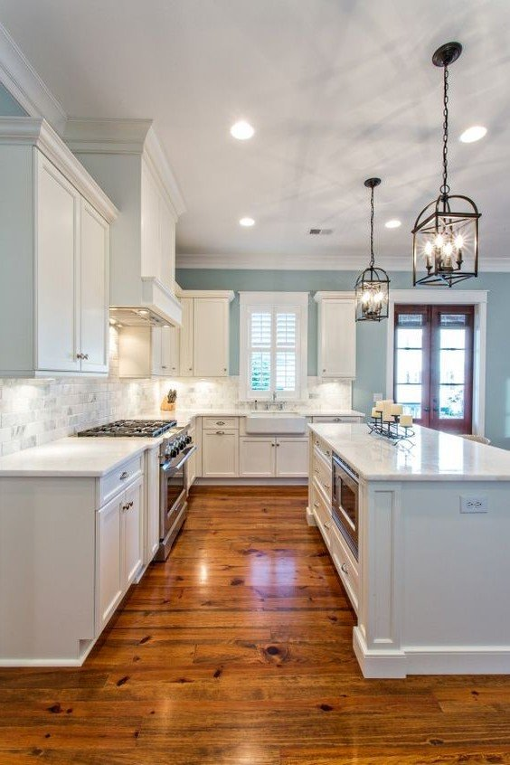 Creative Lighting ideas for Kitchens 8