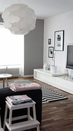 Creative Living Room Decoration