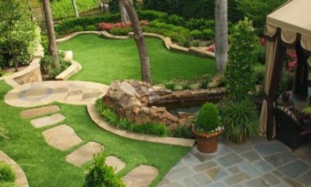 Creative Ideas For Gardening Decor And DIY Projects Amazing Backyard Designs With Pools Creative